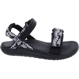 Teva Terra-Float Nova Sandalen Kinderen grijs/zwart